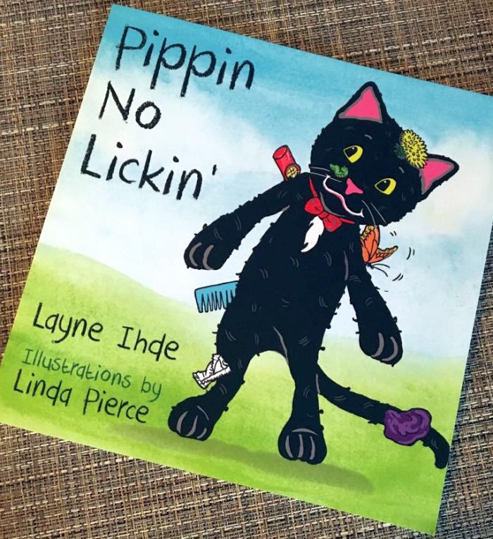 Pippin No Lickin