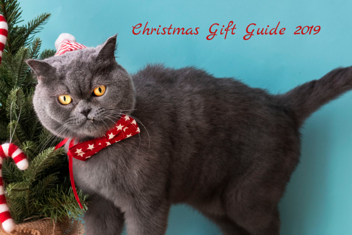 Christmas Gift Guide for Cats and Cat Lovers