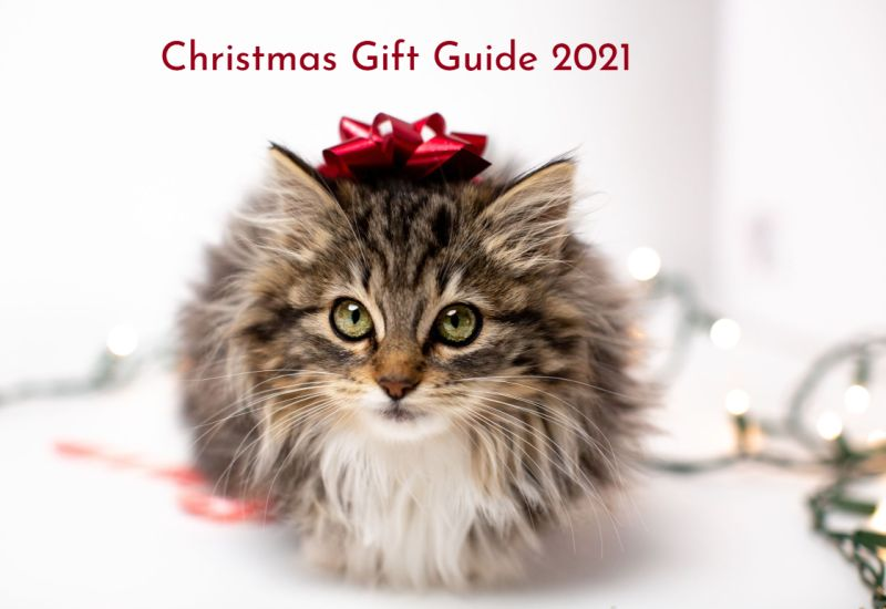 Christmas Gift Guide for Cat Lovers 2021
